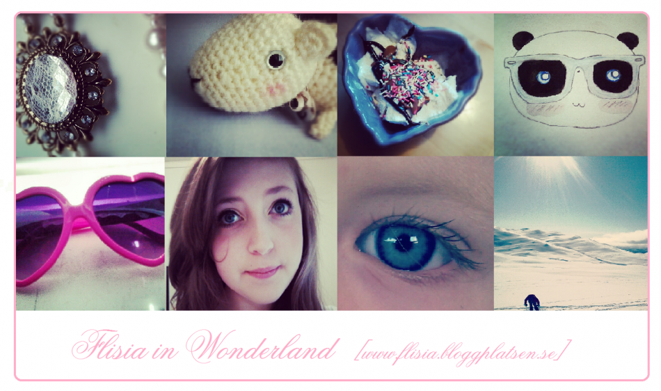 Flisia in wonderland